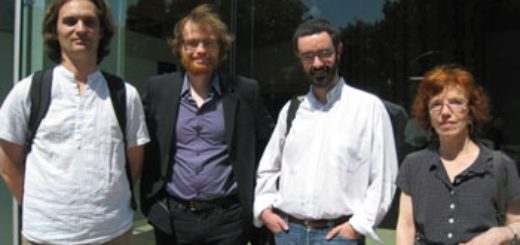 2010 - Corinne Welger-Barboza, Marin Dacos, Jean-Philippe Magué et Stéphane Pouyllau