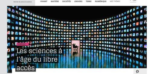 Journal du CNRS